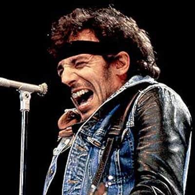 The Boss Bruce Springsteen rocks on.