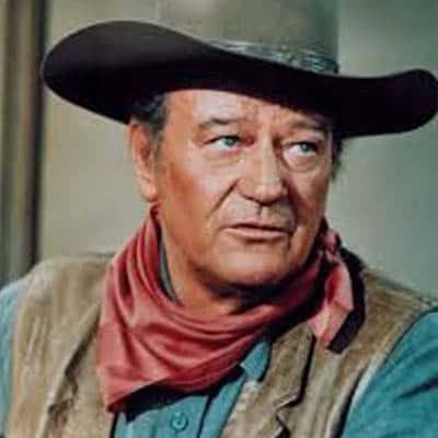 Around Your Neck - The John Wayne